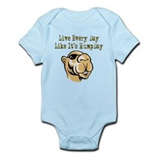 Hump Day Infant Bodysuit