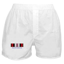 Afghanistan Campaign Medal Boxer Shorts