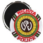 Wichita Police Magnet