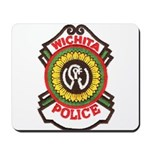 Wichita Police Mousepad