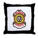 Wichita Police Throw Pillow