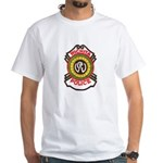 Wichita Police White T-Shirt
