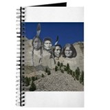 Native Mt. Rushmore Journal