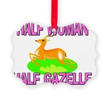 GAZELLE139264 Ornament