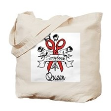 Scrapbook Queen V2 Tote Bag