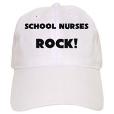 SCHOOL-NURSES33 Baseball Cap