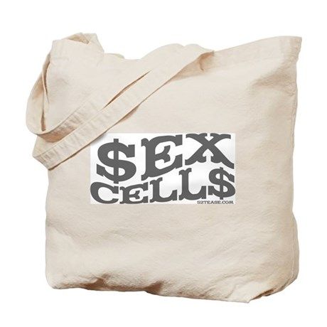 Sex Cells-$ex Cell$ Tote Bag