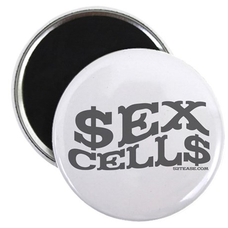 Sex Cells-$ex Cell$ Magnet