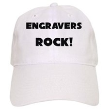 ENGRAVERS8 Baseball Cap