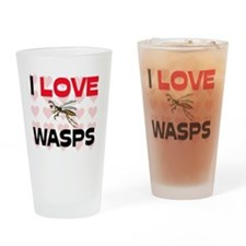WASPS120 Drinking Glass