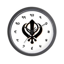 Unique Singh Wall Clock