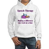 Speech Therapy Jumper Hoody