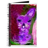 Purple Bunny Magik Journal
