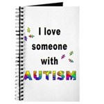I Love Someone With Autism! Journal