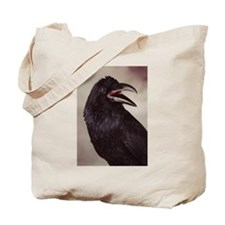 Edgar the Raven - Tote Bag