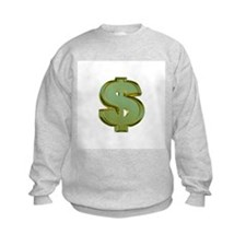 Dollar Signs Sweatshirt