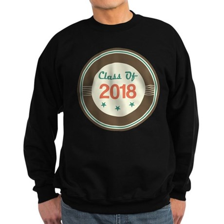 Class of 2018 Vintage Sweatshirt (dark)