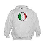 Italy Soccer Kids Hoodie