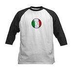 Italy Soccer Kids Baseball Jersey
