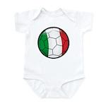 Italy Soccer Infant Bodysuit