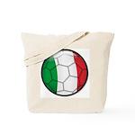 Italy Soccer Tote Bag
