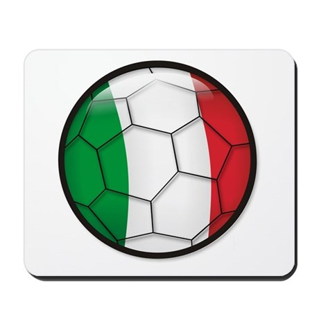 Italy Soccer Mousepad