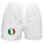 Italy Soccer Boxer Shorts