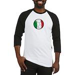 Italy Soccer Baseball Jersey