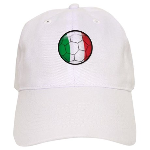 Italy Soccer Cap