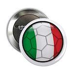 Italy Soccer Button