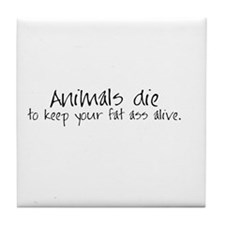 Animals die Tile Coaster