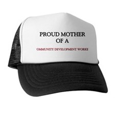COMMUNITY-DEVELOPMEN138 Trucker Hat