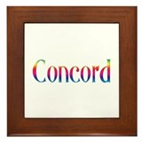 Concord Framed Tile
