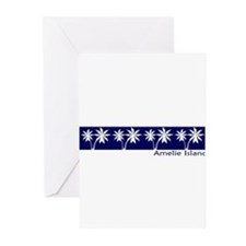 Amelie Island, Florida Greeting Cards (Package of