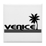 Venice, Florida Tile Coaster