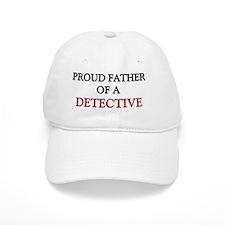 DETECTIVE3 Baseball Cap
