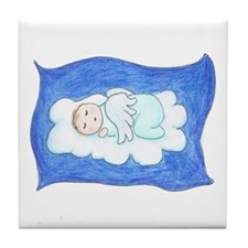 Angel Baby Tile