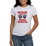 Bible Quran WMD T-Shirt (White) F