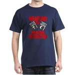 Bible Quran WMD T-Shirt (Blue) M