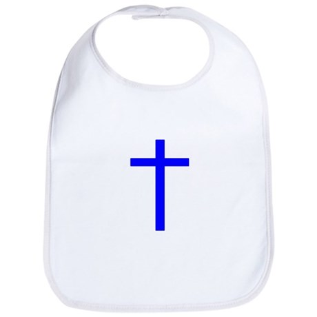 Blue Cross Bib