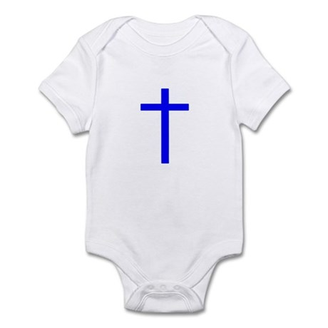 Blue Cross Infant Bodysuit