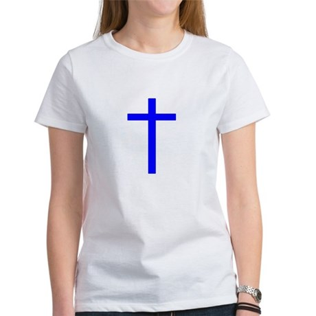 Blue Cross Women's T-Shirt