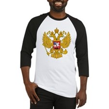 Russia Coat of Arms Baseball Jersey