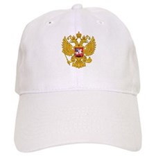 Russia Coat of Arms Baseball Cap