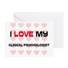 CLINICAL-PSYCHOLOGIS115 Greeting Card