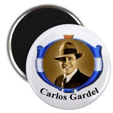 "Unique Carlos 2.25"" Magnet (100 pack)"