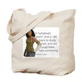 Cute Cw tv Tote Bag