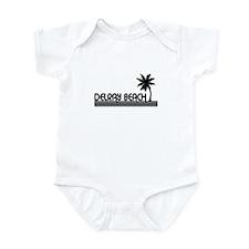 Delray Beach, Florida Infant Bodysuit
