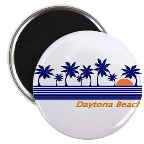 "Daytona Beach, Florida 2.25"" Magnet (10 pack)"