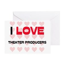 2-THEATER-PRODUCERS76 Greeting Card